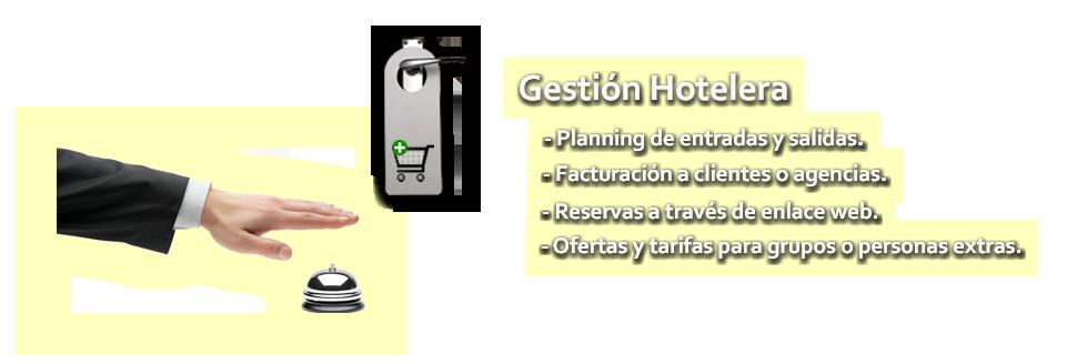 ERP Módulo Hostelería
