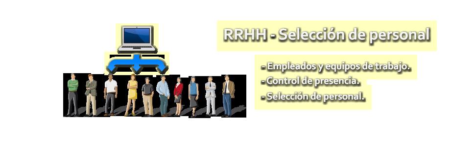 ERP Módulo RRHH