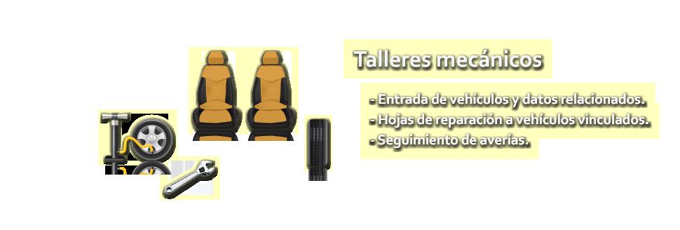 ERP Módulo Taller Mecánico